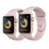 Apple Watch Series 3 GPS 38mm Gold Aluminum Case with Pink Sand Sport Band – MQKW2