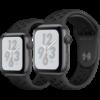 Watch Nike+ Seri4 Alu – 44mm Sport Band and Loop